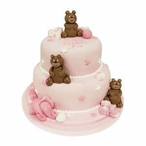 Christening Cakes London